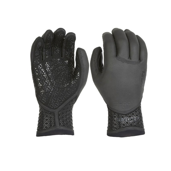 XCEL DRYLOCK 5MM TEX 5-FINGER GLOVE