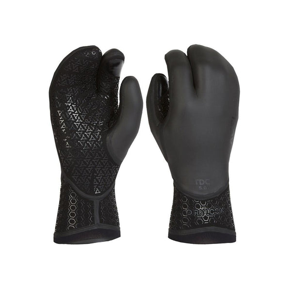 XCEL DRYLOCK 5MM TEX 3-FINGER GLOVE