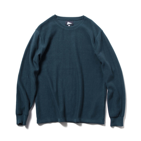ONSHORE CREWNECK SWEATER, BLUE