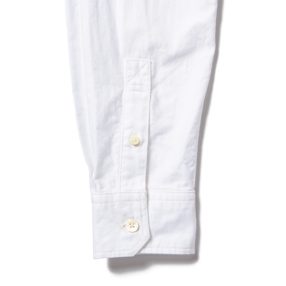 ALBERT FISHING POCKET SHIRT, WHITE OX