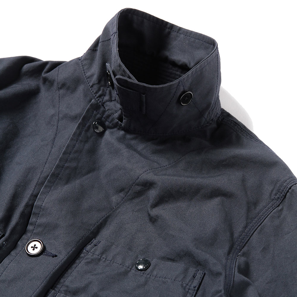 WILCOX WORKER'S JACKET, VENTILE, NAVY