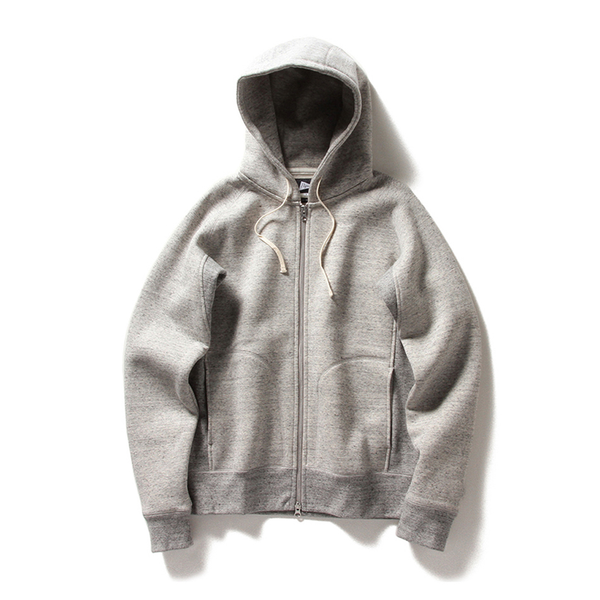 BAYMEN SWEATSHIRT, GRAY