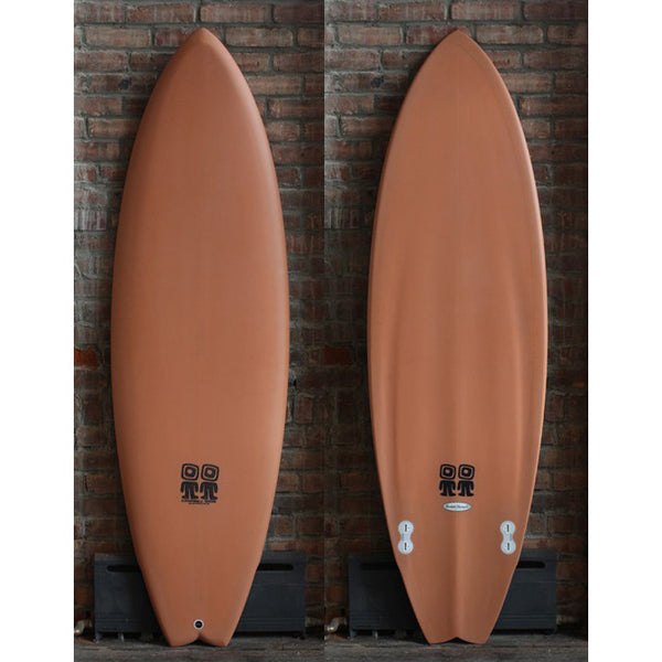 "5'10"" CAMPBELL BROTHERS ALPHA OMEGA TWIN FIN"