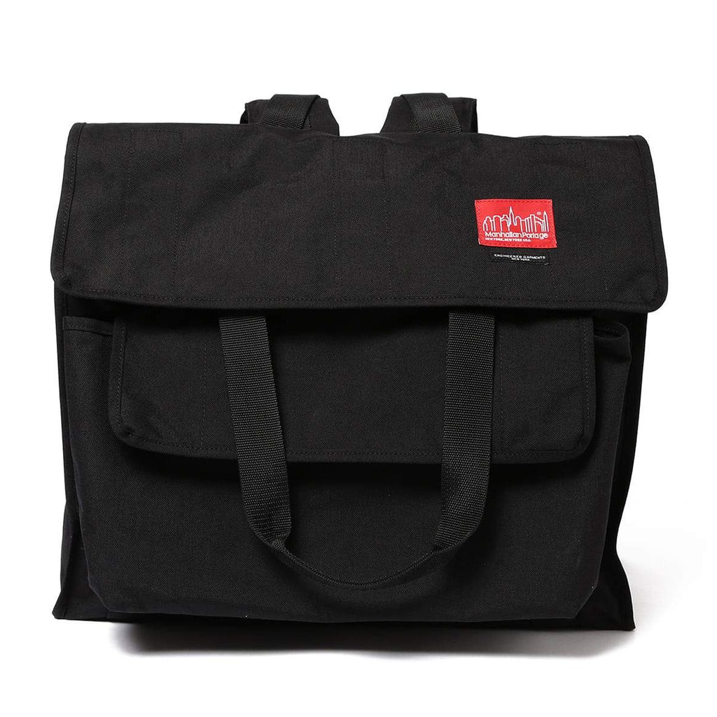 ENGINEERED GARMENTS + MANHATTAN PORTAGE FOR PILGRIM TRANSIT TOTE BACKPACK