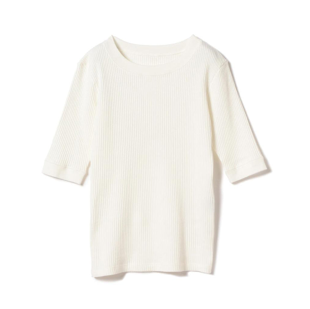 EVE COTTON RIB SHIRT