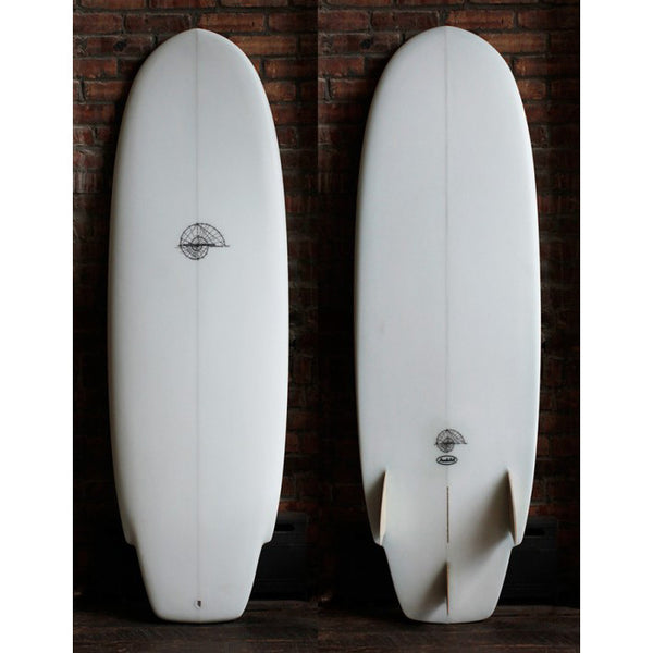 5'6″ HYDRODYNAMICA SIMSTER