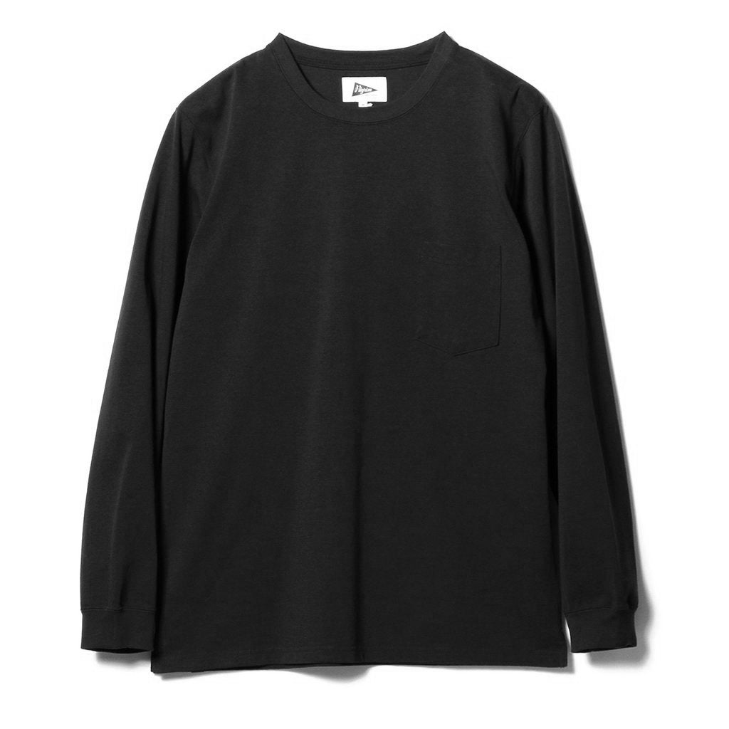 LS POCKET TEE