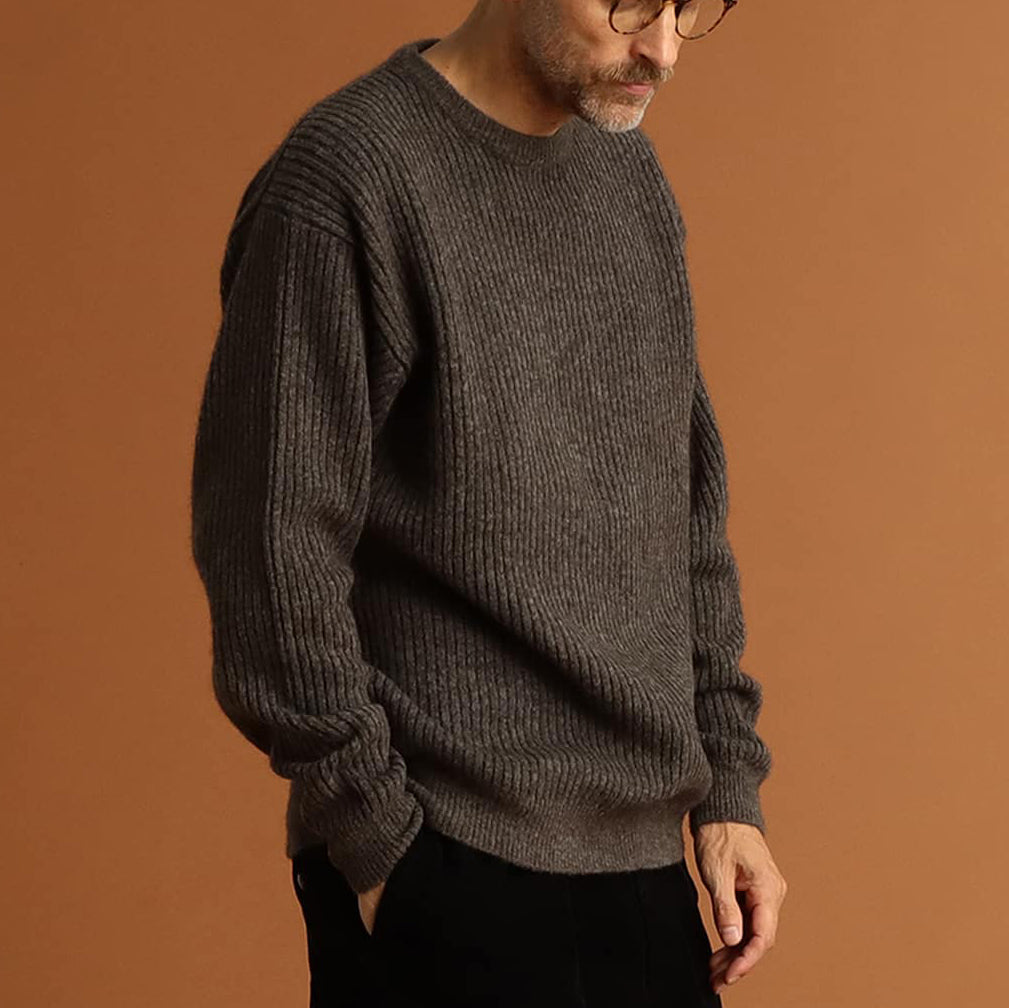 ADRIEN CREW NECK SWEATER