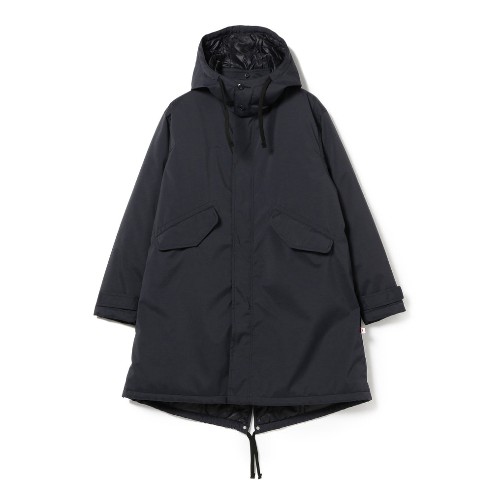 ROBINS HOODED PARKA