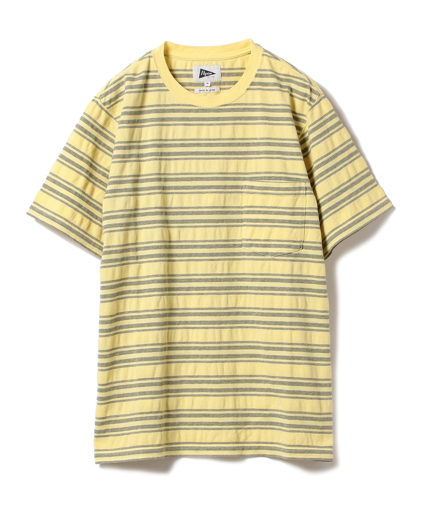 CHRISTOBAL OVERDYED JACQUARD TEE