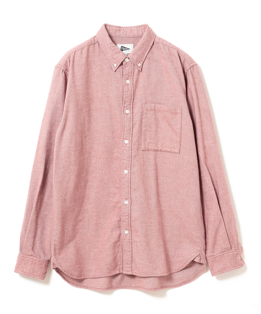 FLETCHER YAK WOOL SHIRT