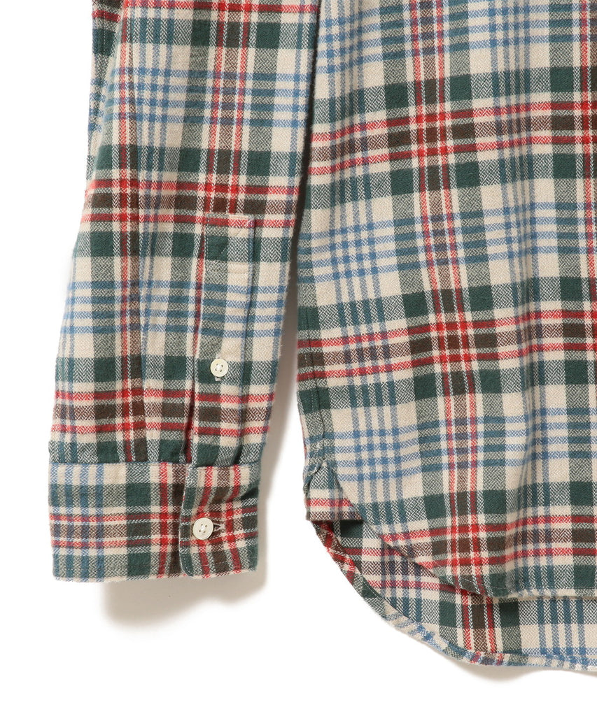TRENT BUTTON DOWN PLAID SHIRT