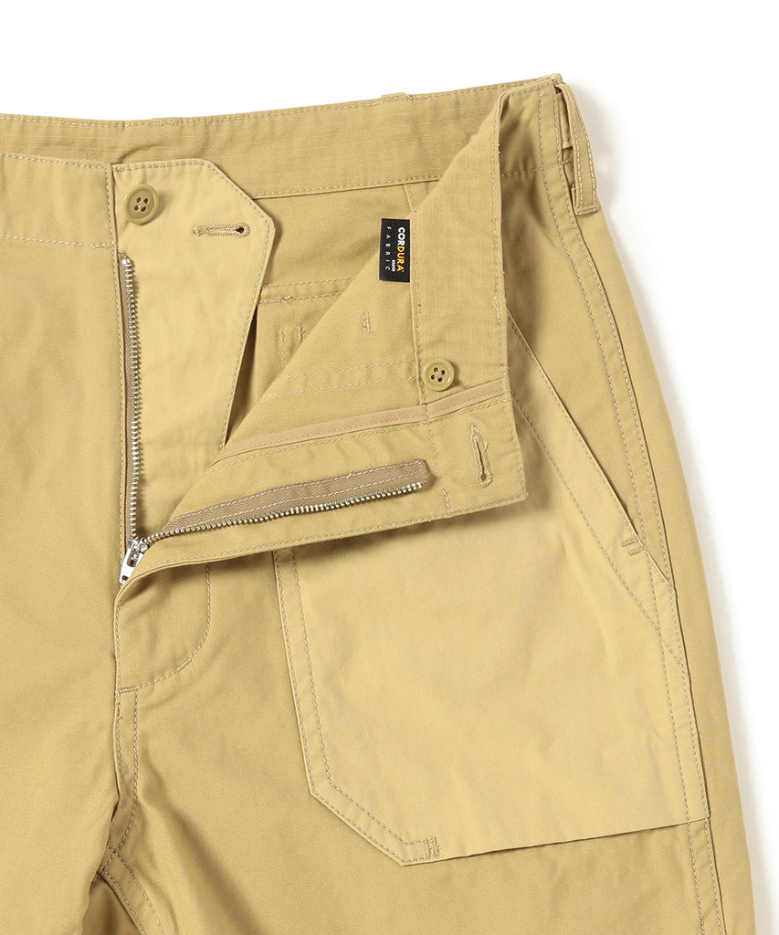 MATUNUCK COTTON AND NYLON SHORT