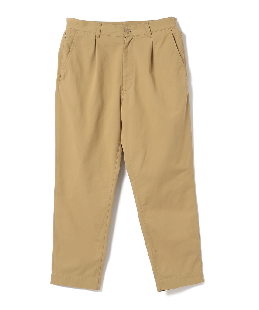 DUNCAN CORDURA TWILL SINGLE PLEAT PANT