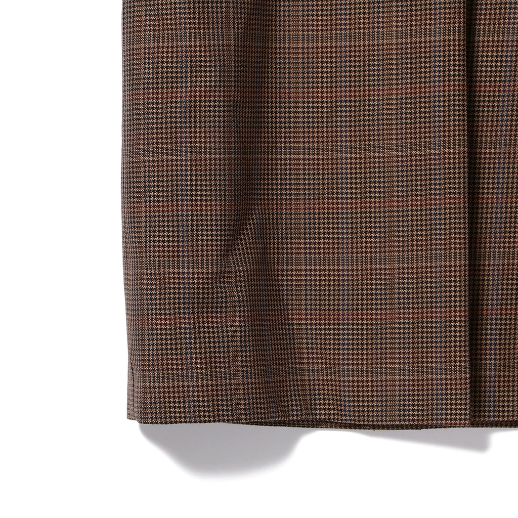 ALIX PLAID TAILORED COAT