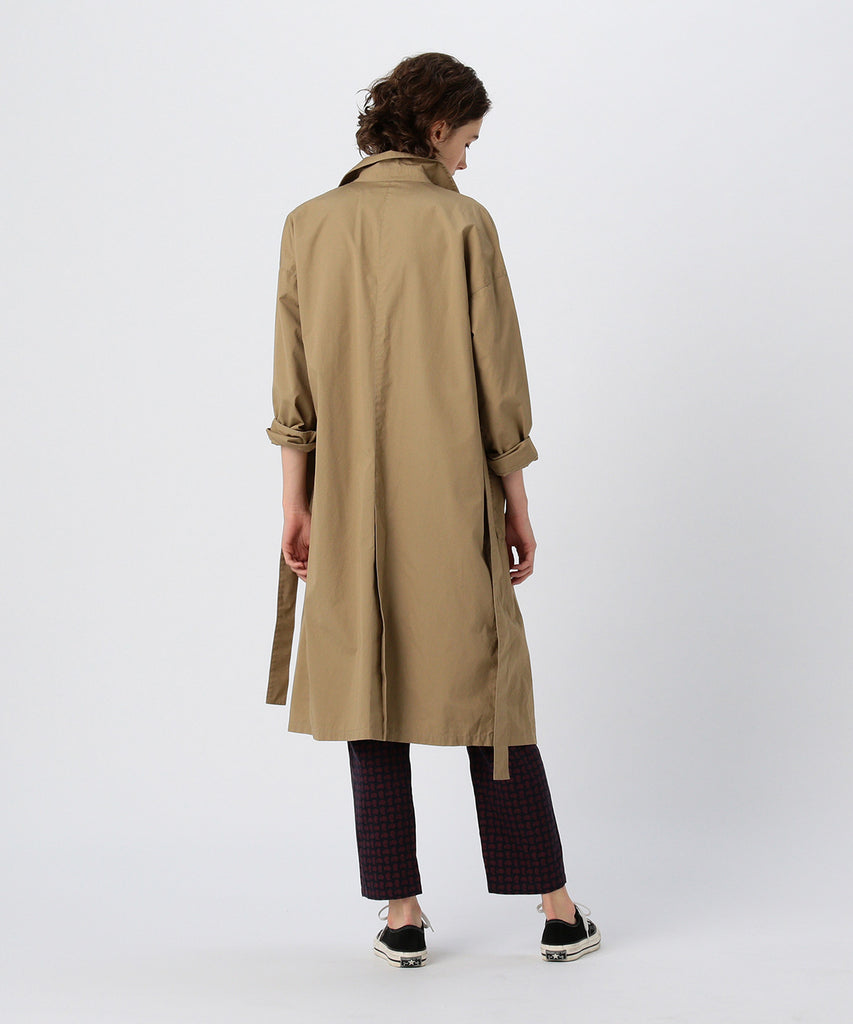 HAE COTTON VENTILE SHELL JACKET