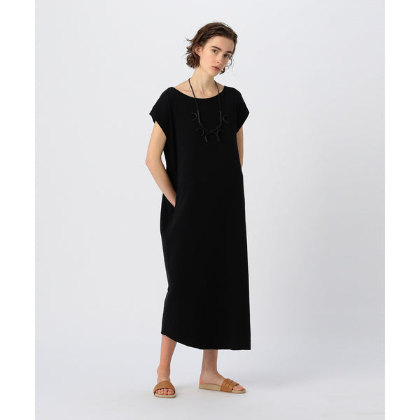 WHITNEY COTTON KNIT EASY DRESS