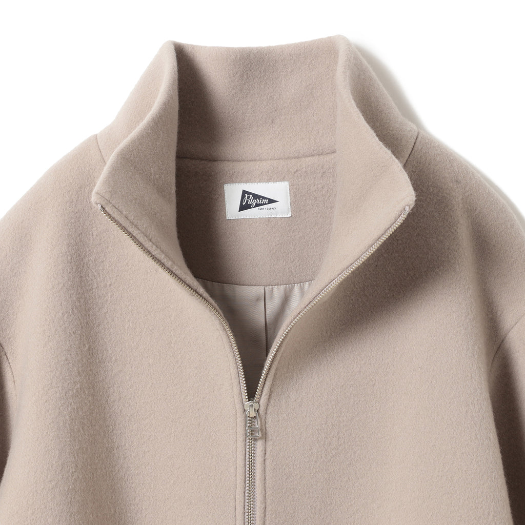GRACIE WOOL ANORAK