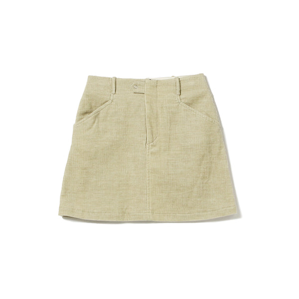 ALBERS CORDUROY MINI SKIRT
