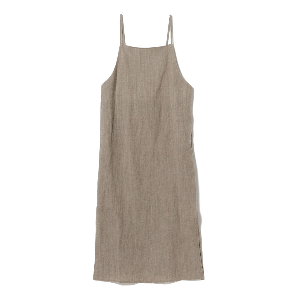 SMITH WOOL LINEN DRESS