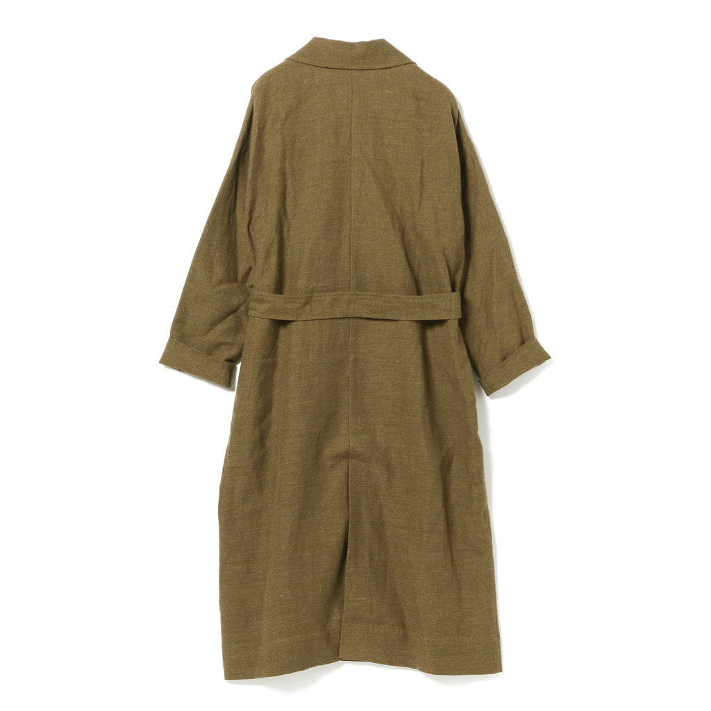NINA WOOL TRENCH COAT