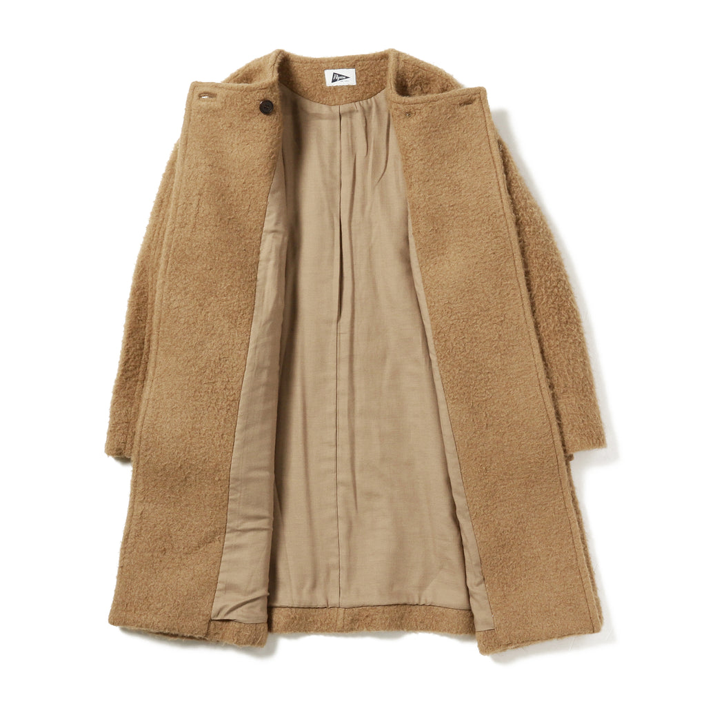 nice shoes select for newest browse latest collections ILYA CAMEL WOOL SWING COAT – Pilgrim Surf + Supply