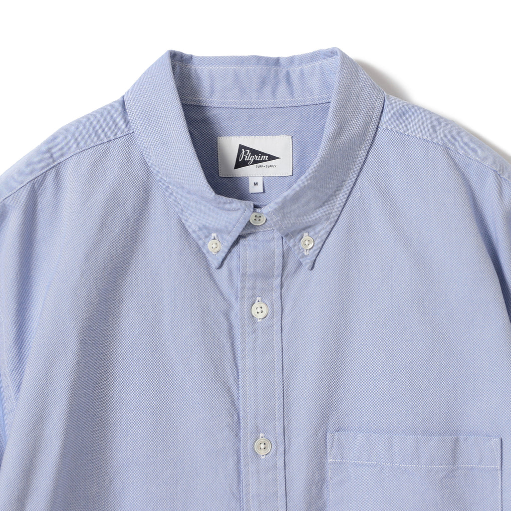 BUBBIE BUTTON DOWN BK OXFORD SHIRT