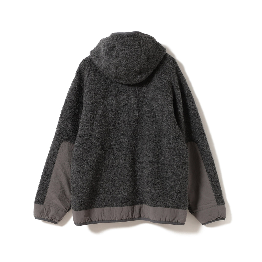 BERKELEY WOOL FLEECE HOODIE