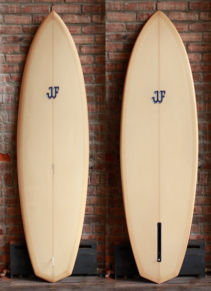 "5'11"" JOE FALCONE DIAMOND TAIL SINGLE FIN"