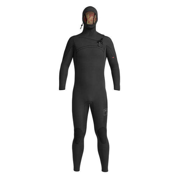 XCEL MEN'S COMP X 5.5/4.5MM HOODED FULLSUIT