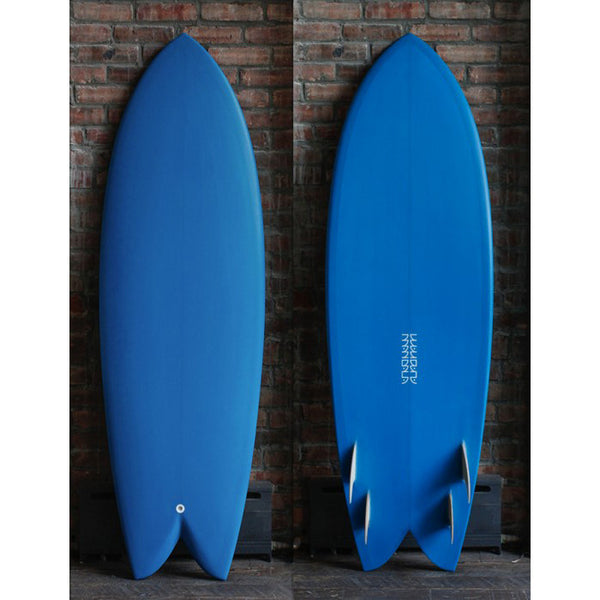 5'7″ MANDALA QUAD FISH