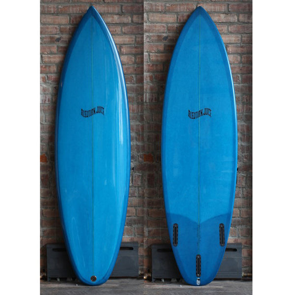 6'1″ PARMENTER MICRO STUBBY