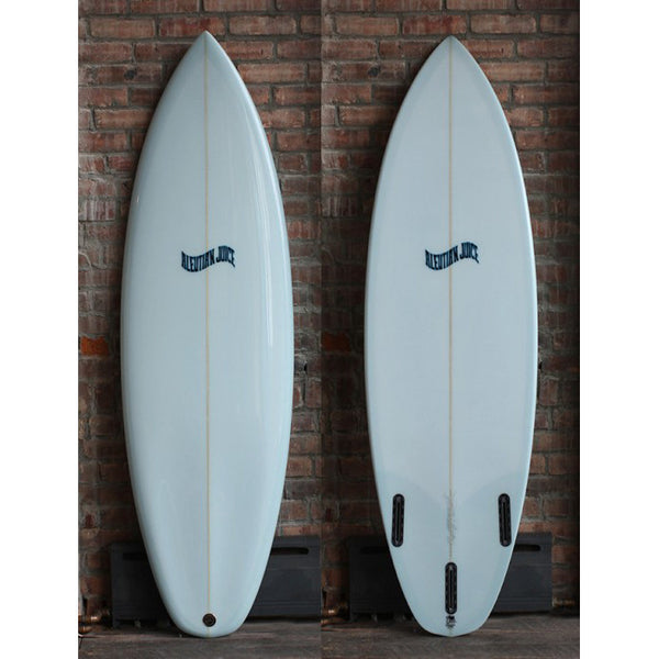 5'9″ PARMENTER MICRO STUBBY