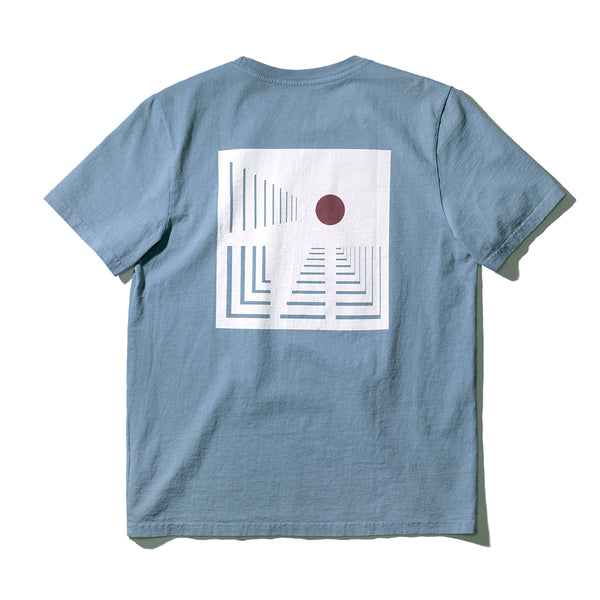 ROBERT BEATTY FOR PILGRIM CUBE TEE
