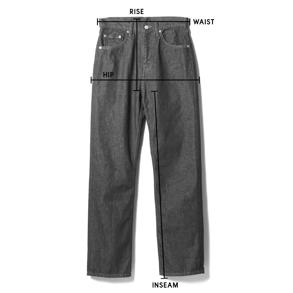 Women's Pants Size Guide