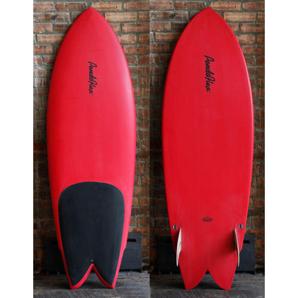 5'7″ Pendoflex Single Wing Twinzer Fish