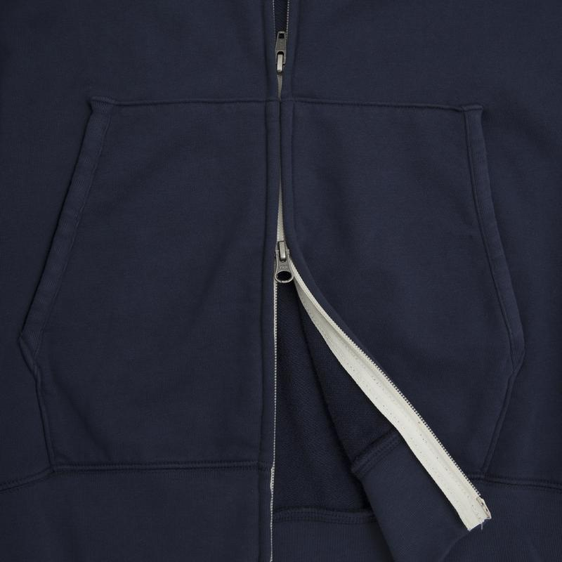 BATTENWEAR REACH-UP ZIP HOODY