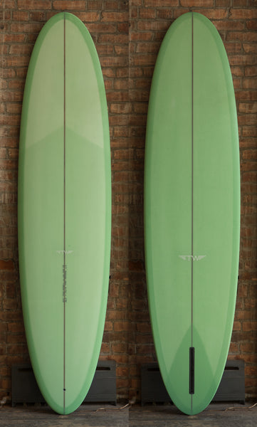 "7'7"" TYLER WARREN FUNCTION HULL"