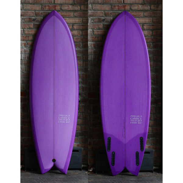5'8″ TIM STAMPS QUAD FISH