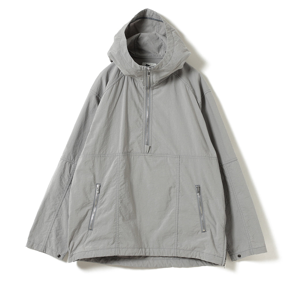 Arlo Nylon Cycling Parka