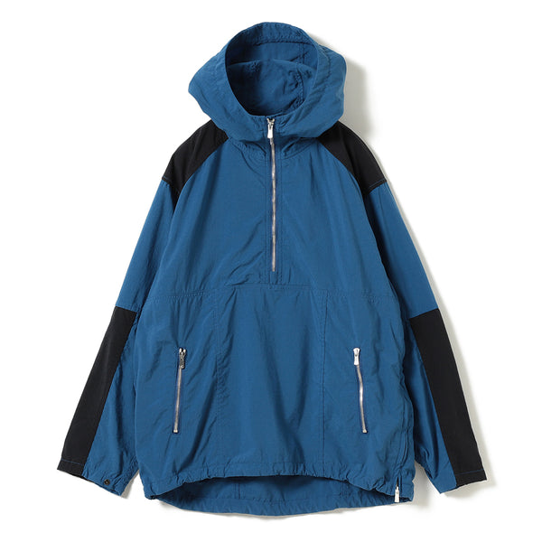 ARLO 2-TONE NYLON CYCLING PARKA