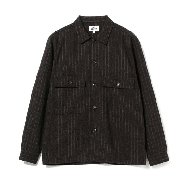 CHILTON WOOL SHIRT JACKET