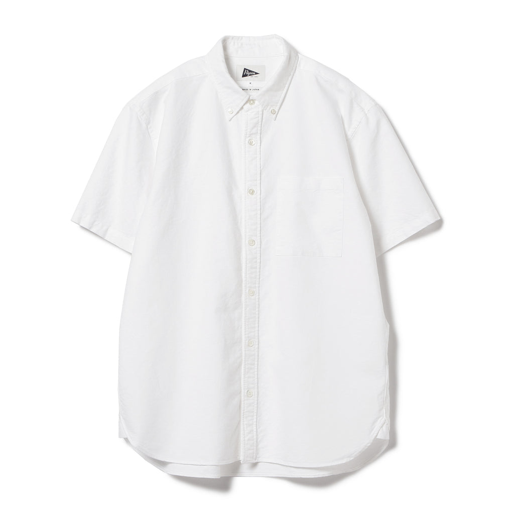 TRENT SS OXFORD BUTTON DOWN SHIRT