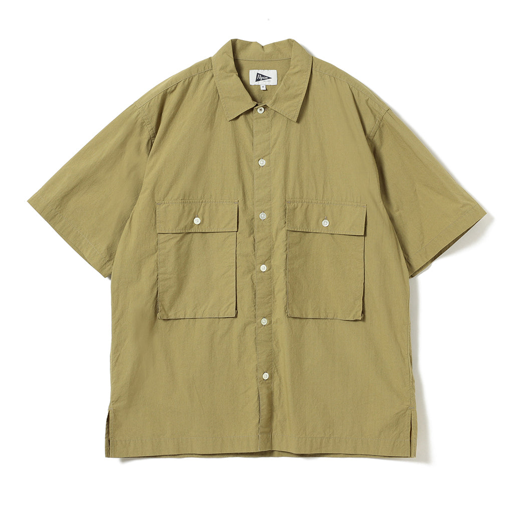 Ivan Cotton Typewriter Shirt