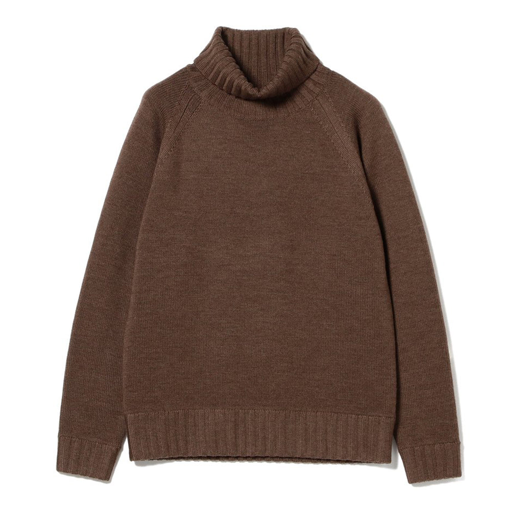JUDD WOOL TURTLENECK SWEATER