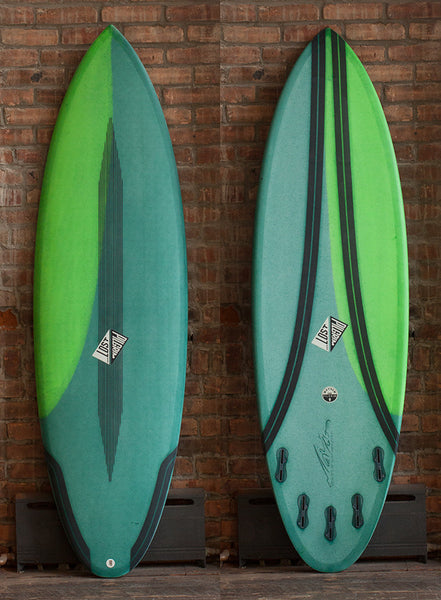 "5'10"" LOST QUIVER KILLER (CARBON WRAP)"