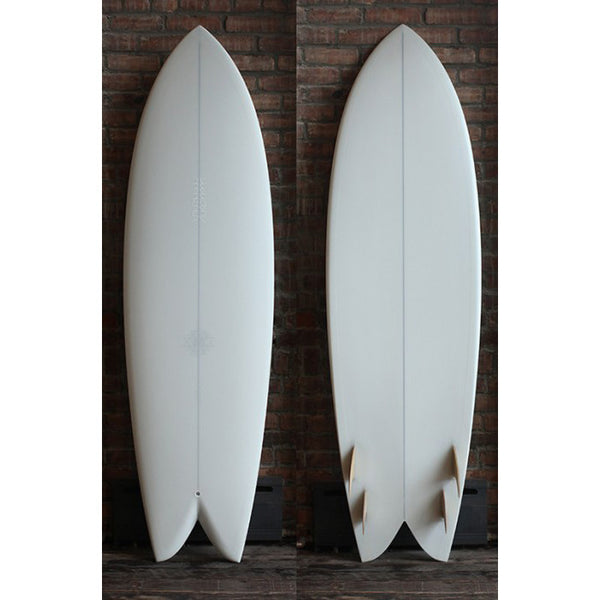 6'2″ MANDALA QUAD FISH