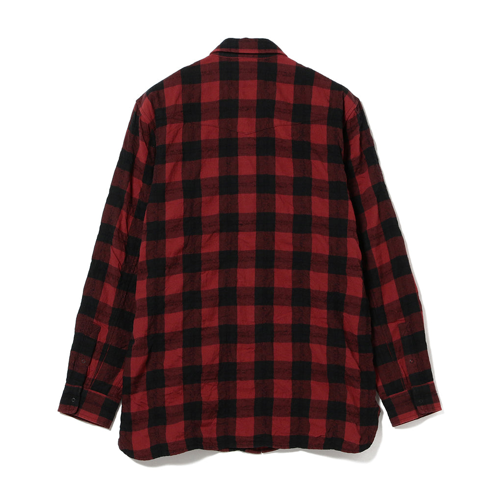 MEYER WESTERN CHECK SHIRT