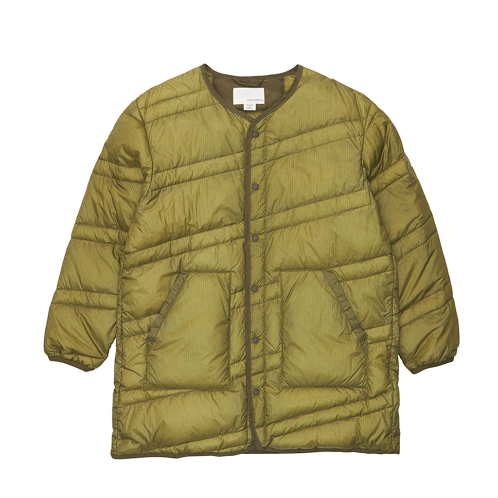 NANAMICA DOWN COAT