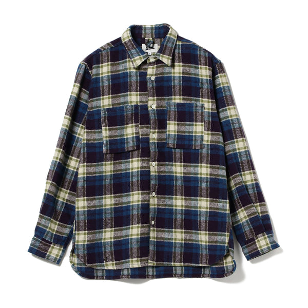 PAYNE PLAID WORK SHIRT